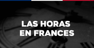 las horas en frances